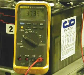 Adhering to industry standards, ATS assures that stationary batteries are properly installed, inspected, commissioned and tested before being placed into full service.